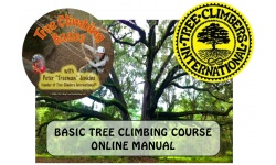 At Home Basic Tree Climbing Package